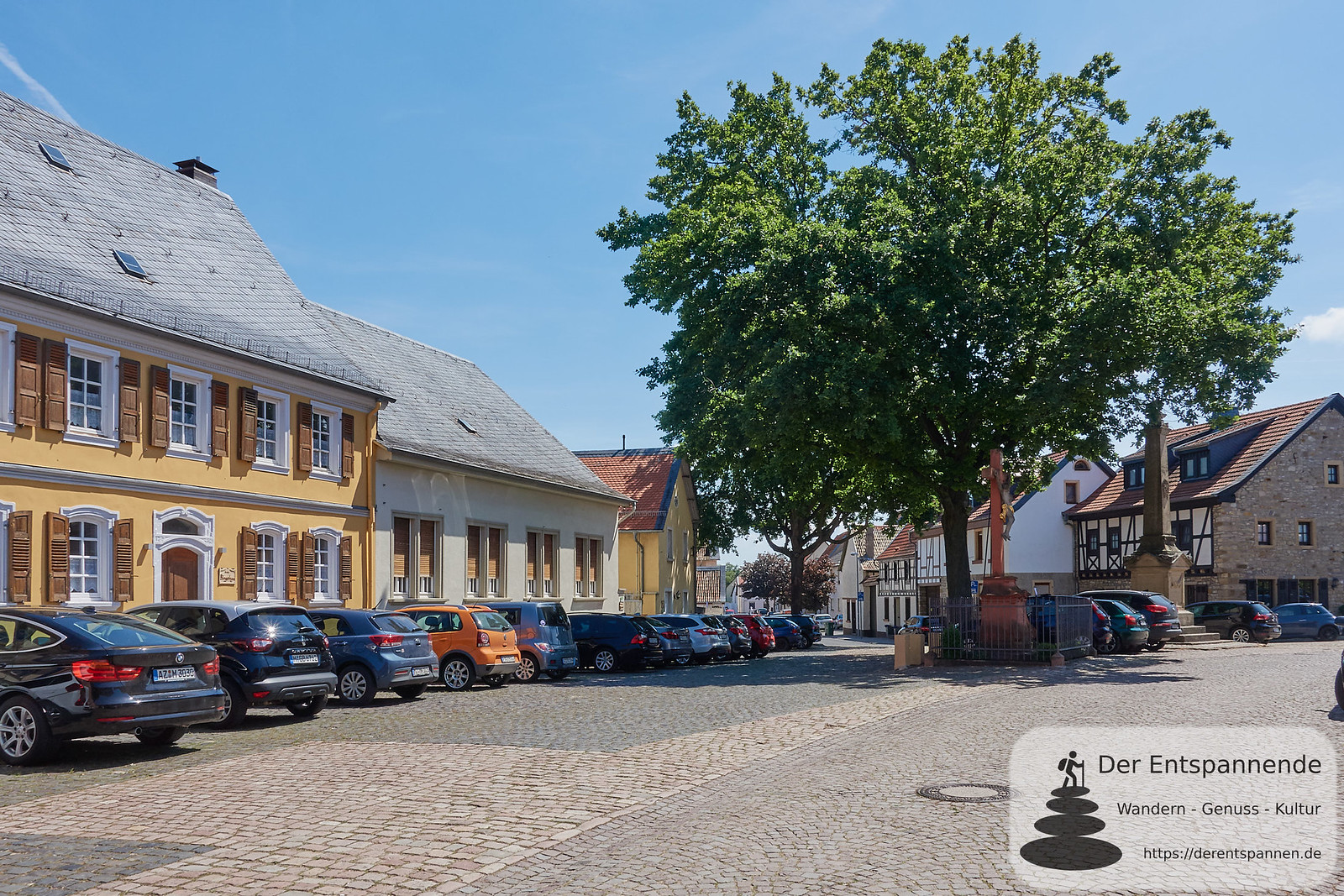 Gau-Bickelheim, Bürgerhaus