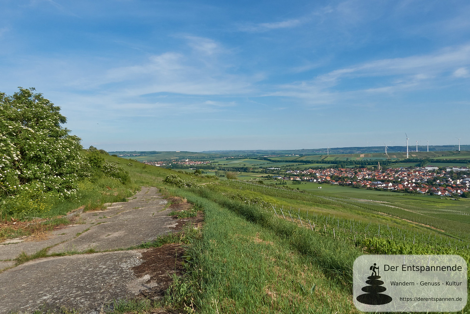 Wandern um den Wissberg