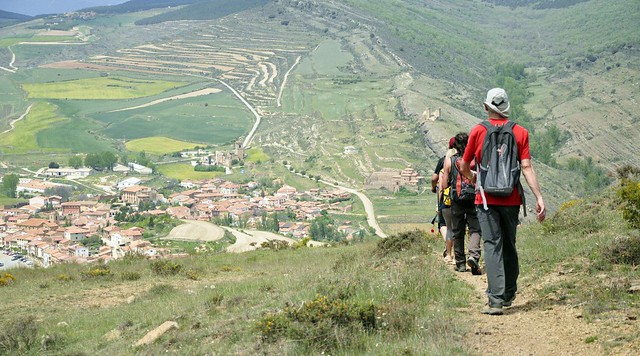 2019-06-02_13-46-58 Últimos kilómetros de la ruta, con San Pedro Manrique al fondo