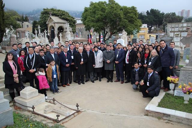 """""""Tour 110 años del Pentecostalismo"""" Aniversario N°12 Departamento de Comunicaciones"""
