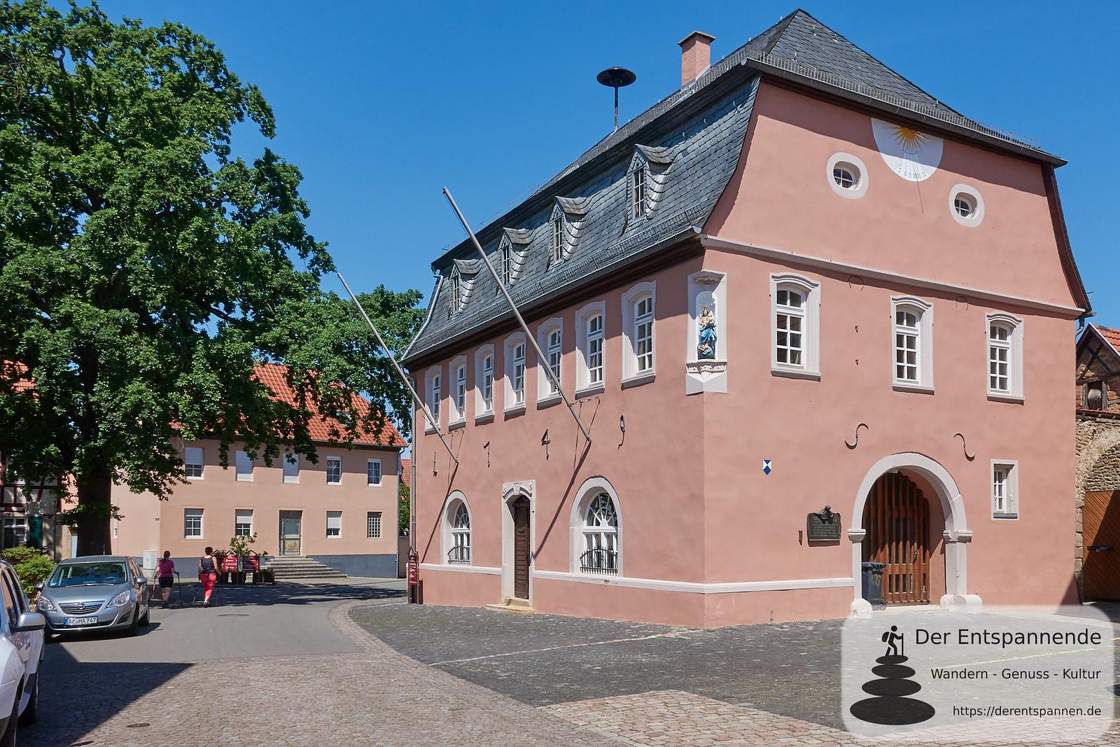 Rathaus Gau- Bickelheim