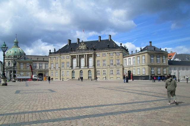 Amalienborg Palace,Copenhagen 2