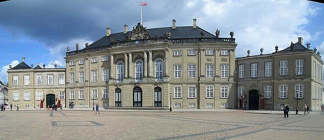 Amalienborg Palace 1