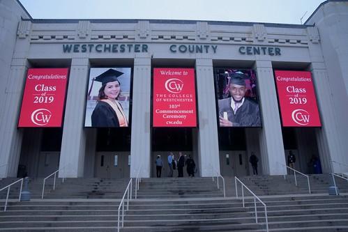 CW Commencement Ceremony 2019