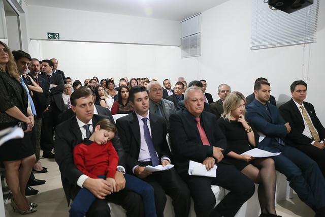 31.05.2019 - Solenidade de posse da Subseção de São José do Rio Pardo