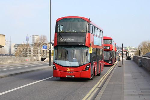 Go-Ahead London WHV146 BV66VJE
