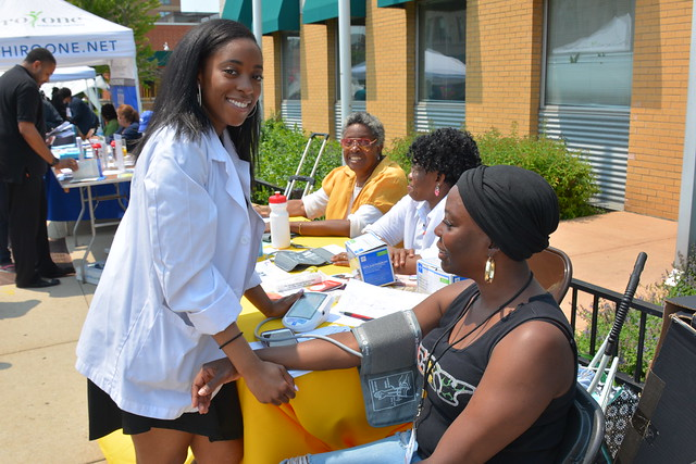 Auburn Gresham Health Fair on the Block 2019