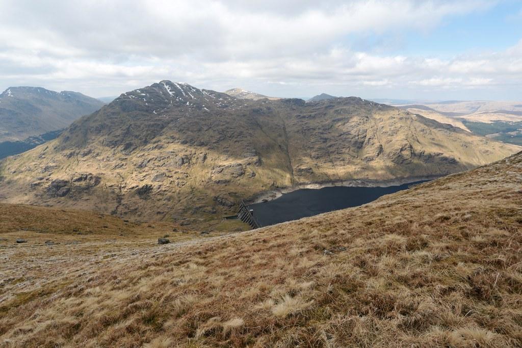 Ben Vane and Loch Sloy