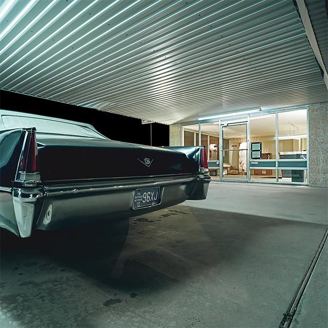 Cadillac Coupe de Ville. 1620 East Route 66 Blvd, Tucumcari, NM 88401