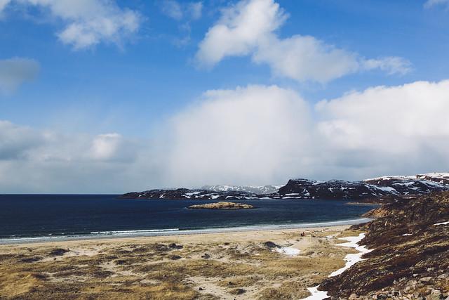 Barents Sea - Териберка - Teriberka