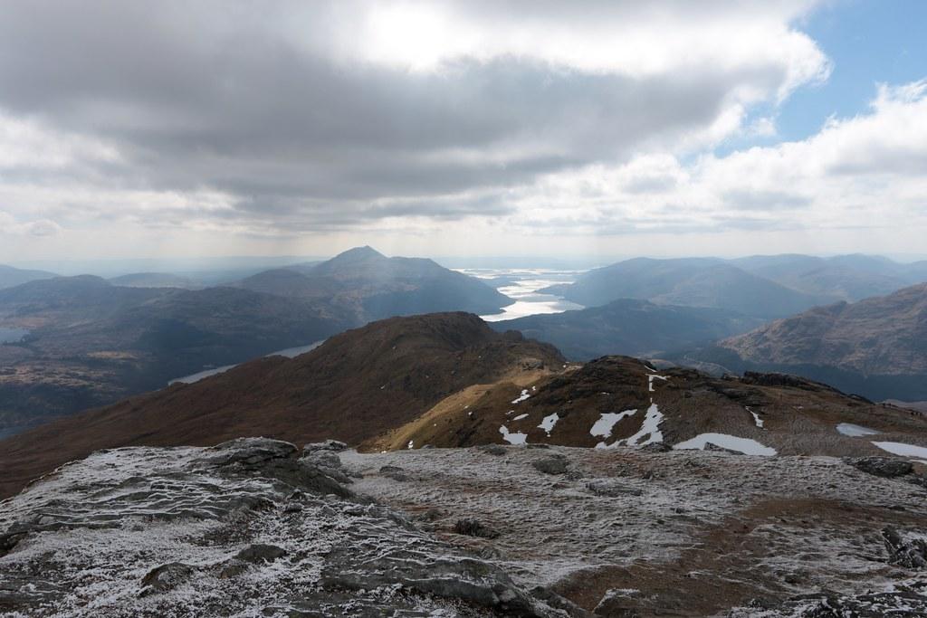 Descent of Ben Vorlich