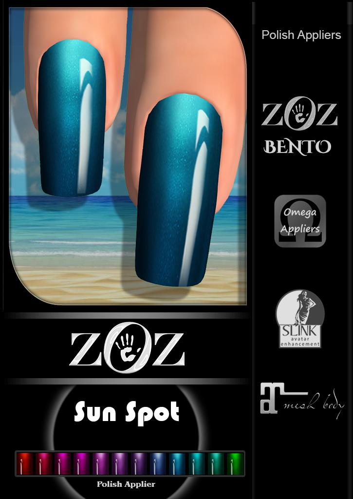 {ZOZ} Sun Spot L pix - TeleportHub.com Live!