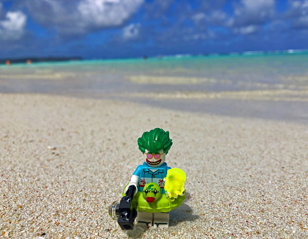 NEW LEGO 71020 BATMAN MOVIE MINIFIGURES SERIES 2 Beach Robin