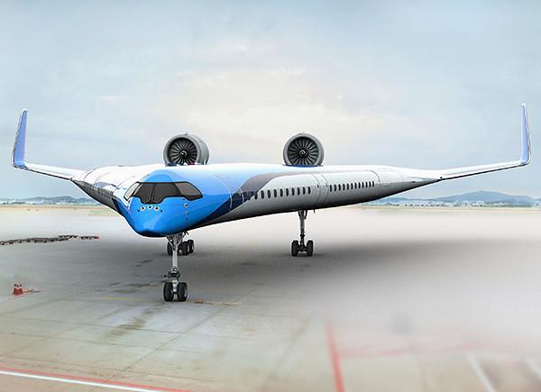 KLM Flying V (KLM)