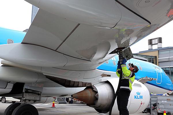 KLM fuel (KLM)