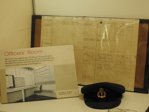 York Cold War Bunker - Officers Room - Form | by Richard Winskill
