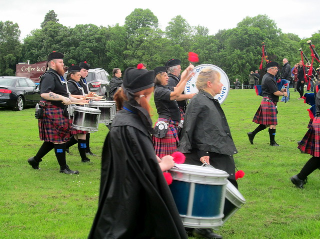 Methil Pipe Band