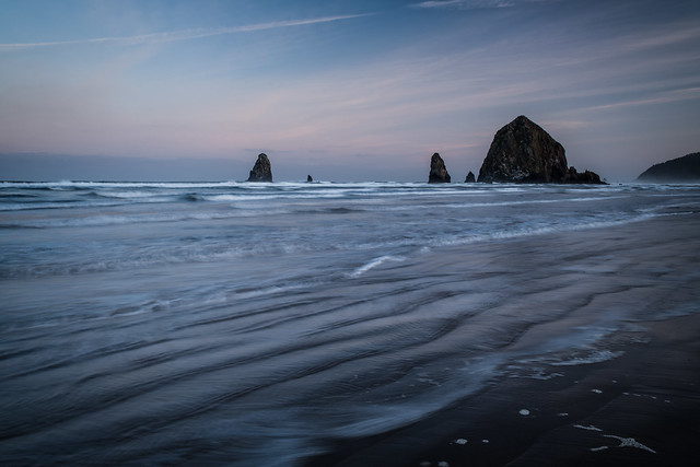 Morning at Cannon Beach