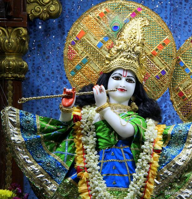 ISKCON Juhu Mangal Deity Darshan on 4th June 2019