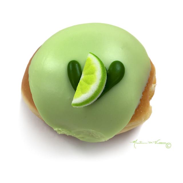 Key Lime Donut