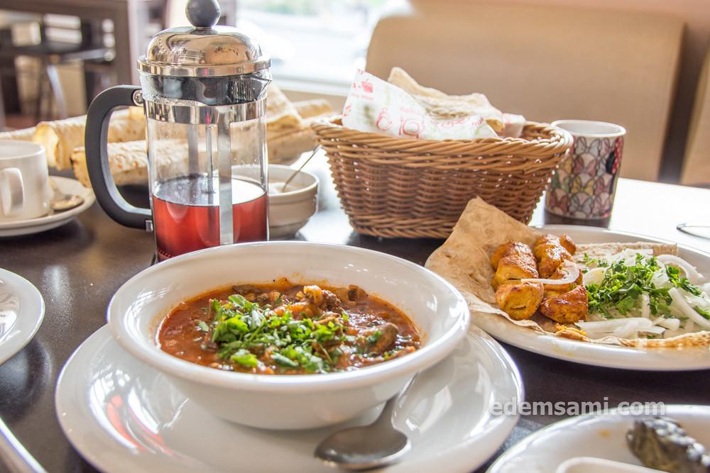 Армянская кухня тжвжик