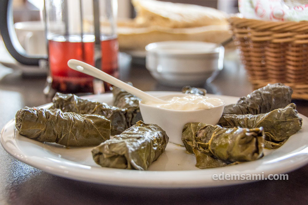 Армянская кухня долма толма