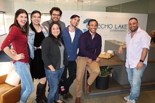 4th Native American TV Writers Lab - Echo Lake Ent. Meeting