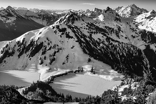 Twin Lakes basin