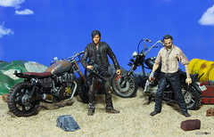 Daryl Dixon and Rick Grimmes