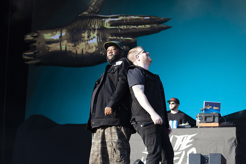 Run the Jewels at All Points East, photo by Gili Dailes (4)