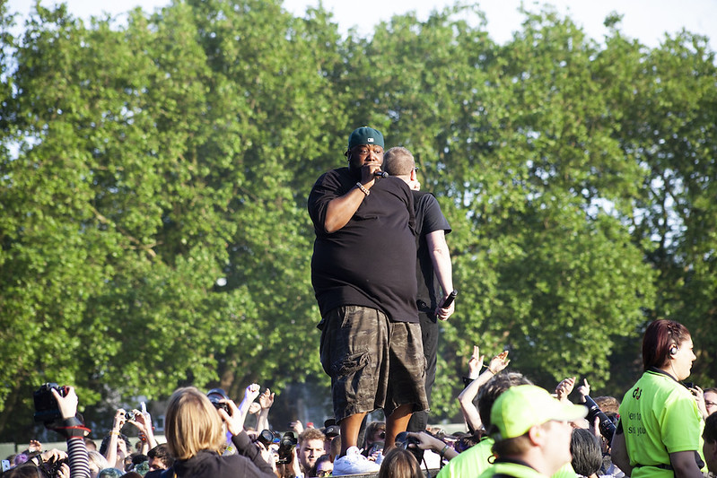 Run the Jewels at All Points East, photo by Gili Dailes (5)