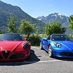 Alfa Club 4C Passionmeeting Interlaken 1.6.2019