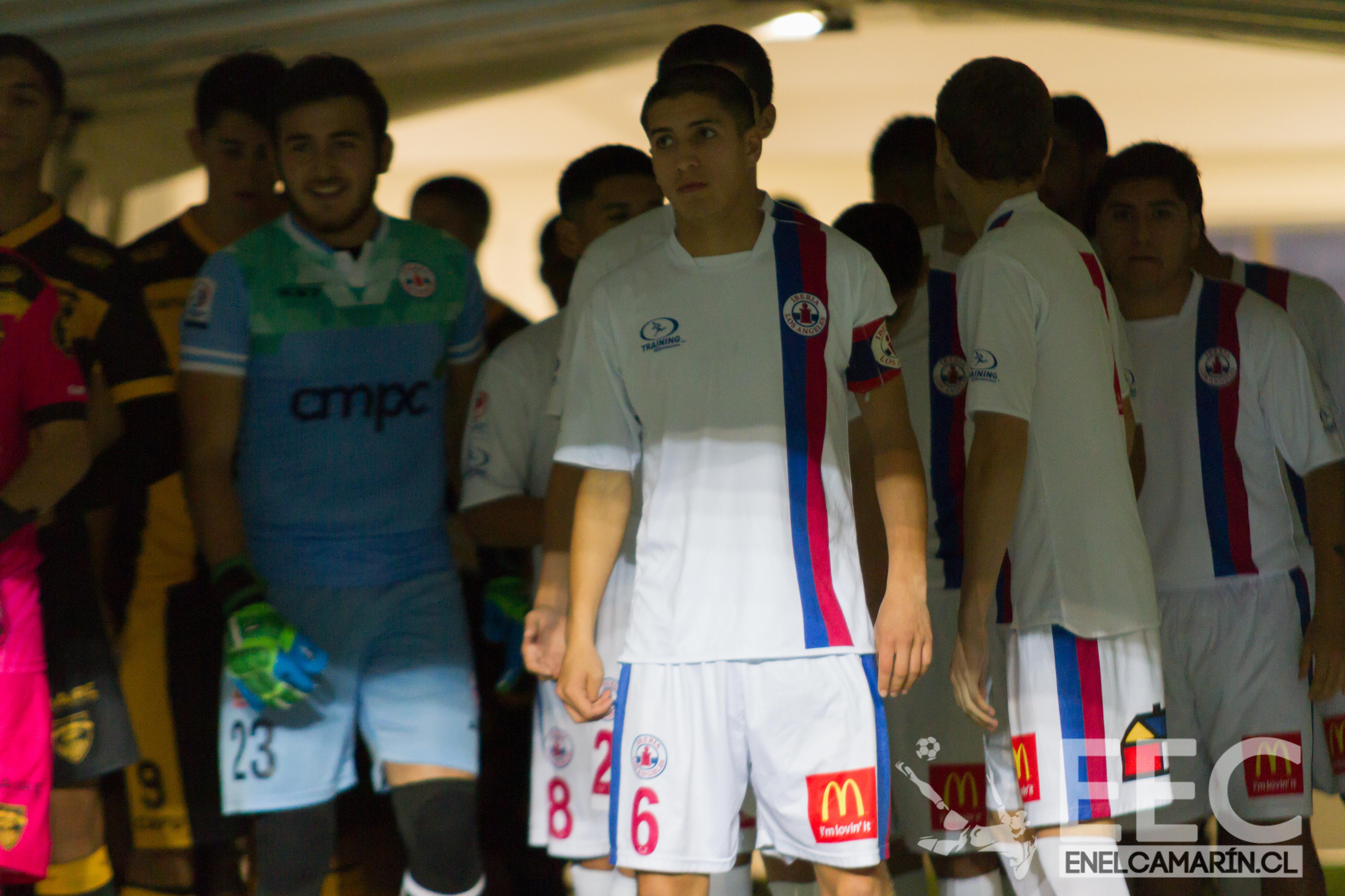 A.F. Vial 0 - Deportes Iberia 1