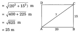 Squares and Square Roots NCERT Extra Questions for Class 8 Maths Q23