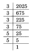 Squares and Square Roots NCERT Extra Questions for Class 8 Maths Q14.1