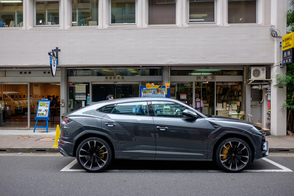 Lamborghini Urus 2019/05/31 X7001858