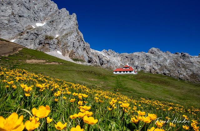 Chalet Real, Aliva Pass. Picos De Europa