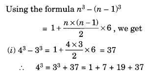Cubes and Cube Roots NCERT Extra Questions for Class 8 Maths Q14.1
