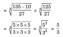 Cubes and Cube Roots NCERT Extra Questions for Class 8 Maths Q11.2