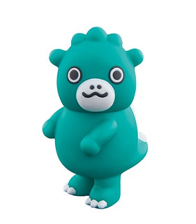 萬代全新軟膠系列『小小電影怪獸系列』第一彈,小哥吉拉、小基多拉、小摩斯拉一起出來玩!(ちびゴジラ / ちびギドラ / ちびモスラ )