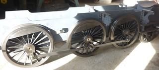wheels and coupling rods | by XAMG4GQKCFFQCANMTDLUJZOR5I