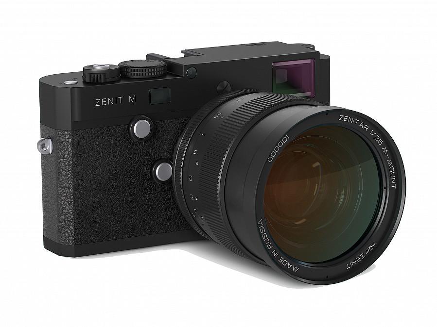 Дан старт продаж новых фотоаппаратов «Зенит М» в России 6