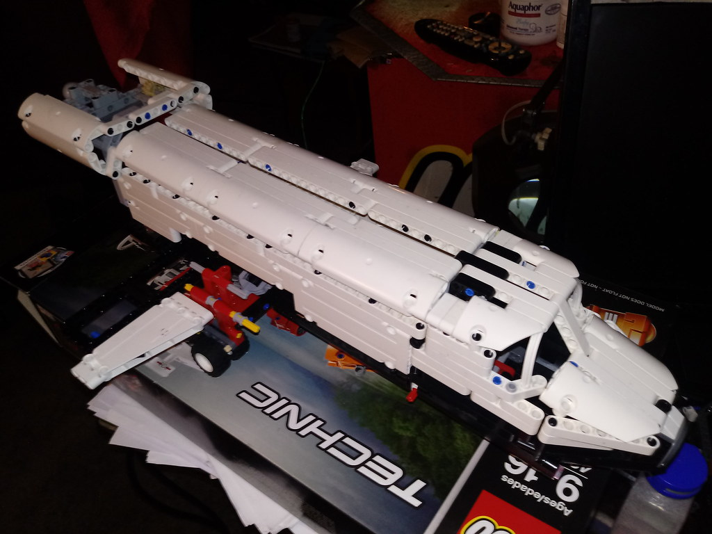 Lego technic (tc16)EurobrX Space Shuttle