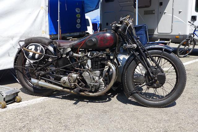 Horex SS64 Sidecar 1935 600cc OHV