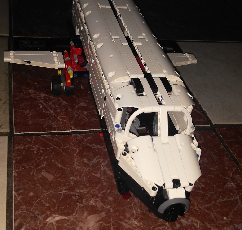 Lego technic (tc16)EurobrX Space Shuttle