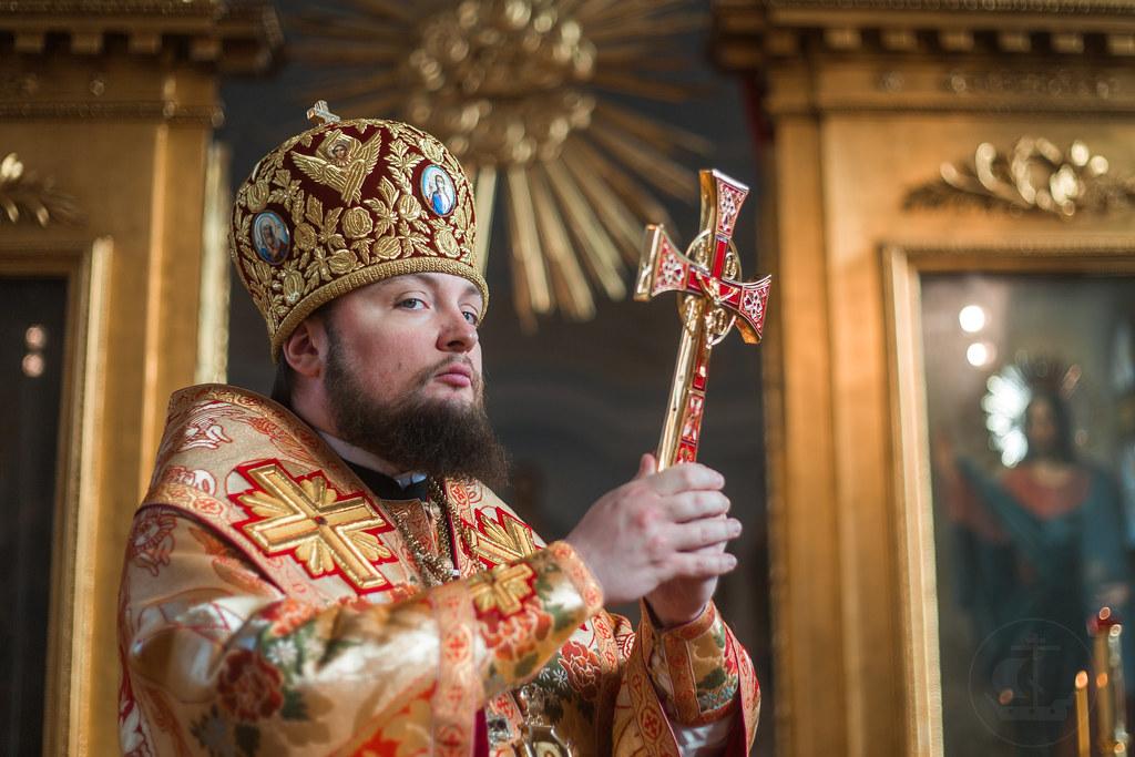 4 мая 2019, День епископской хиротонии ректора Академии / 4 May 2019, A day of the bishop ordination of the rector of St.Petersburg Theological Academy