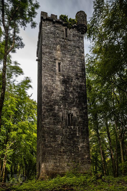 20190603-2019, Ashford Castle, Connemara, Irland, The Guinnes Tower-004.jpg