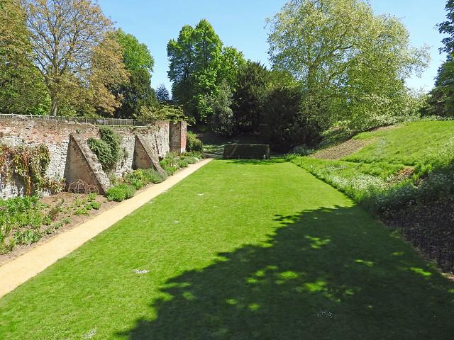 Eltham Palace Gardens, London