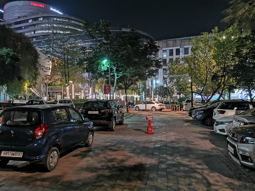 Huawei P30 Pro Night Zoom
