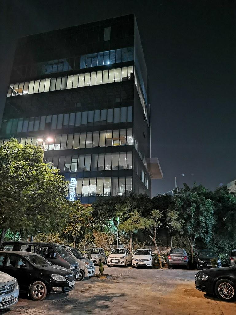 Huawei P30 Pro Night Mode
